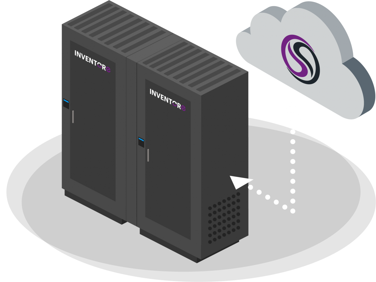 Smart Stores Secure is a secure unmanned stores management cabinet
