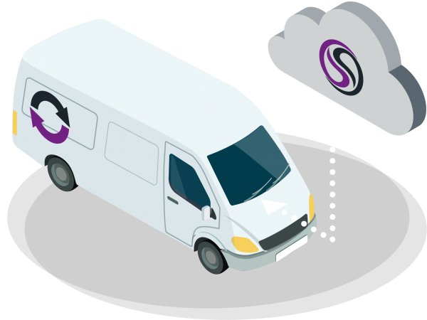Smart Van is an app based fleet inventory management solution